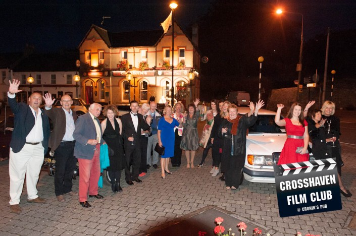 Glitz and glam at our special opening night in 2012